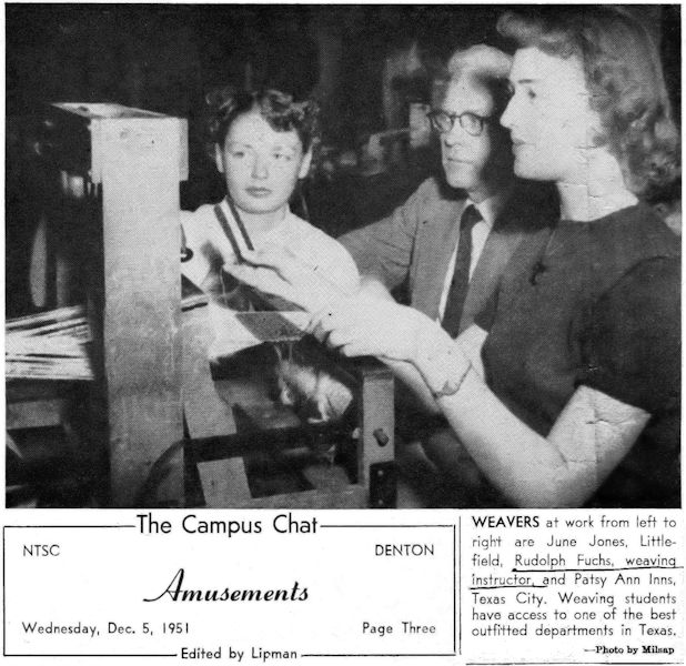 Students Make Gifts, December 5, 1951