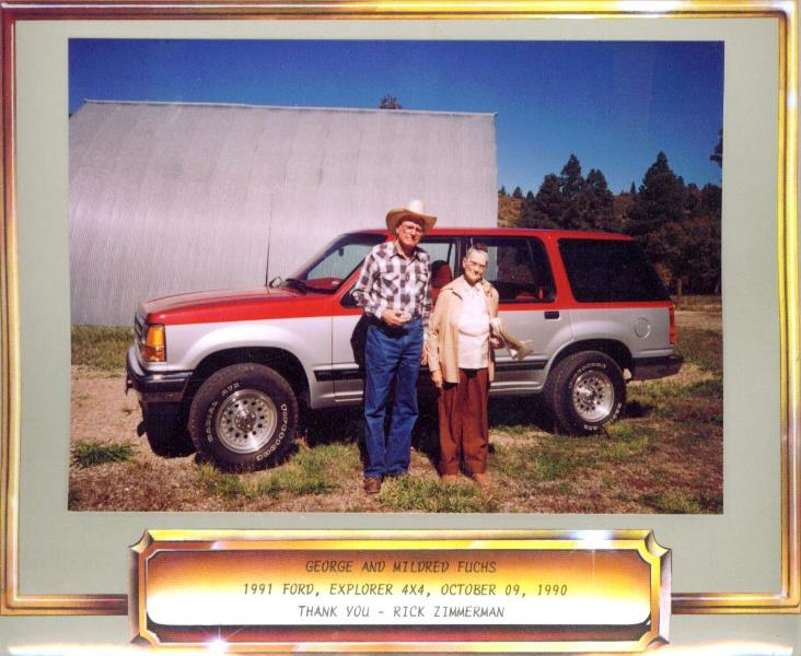 1990-10-09 Mildred gets a new Ford Explorer for her birthday