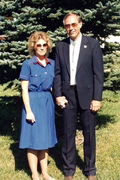 Dorothy and Fred, August 13, 1994