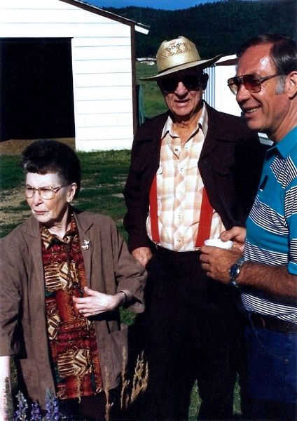 Orma, Marco, and Fred, August 13, 1994